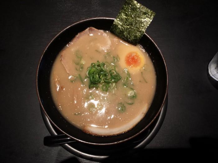 麺屋 風火 草津元店 とんこつラーメン