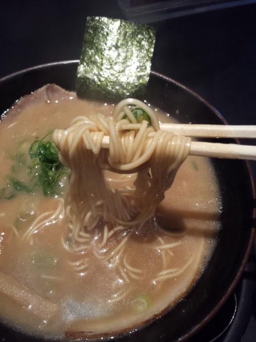 麺屋 風火 草津元店 麺