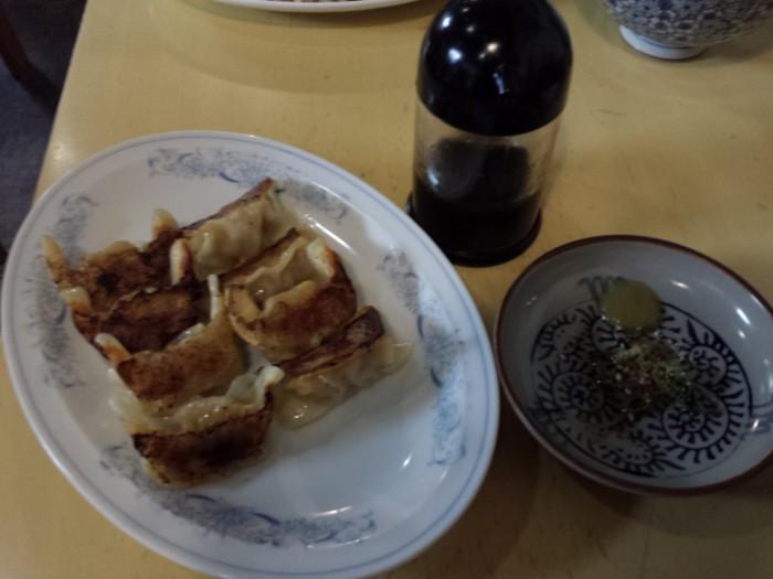豚骨ラーメン 銀水 滋賀県南草津