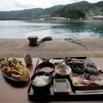 漁港めし 蒲入水産 京都伊根町