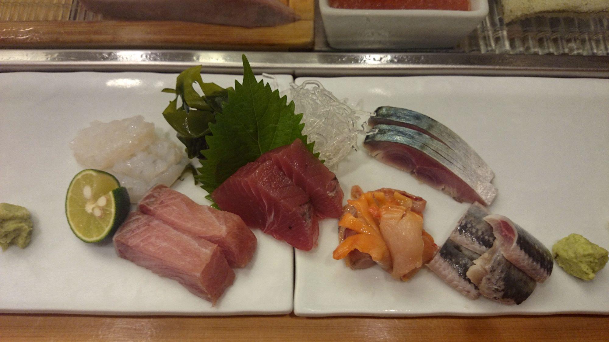 築地 寿司清 京都伊勢丹店