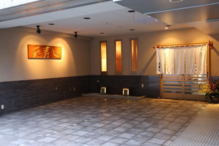天寿し 京町店 -福岡県小倉-