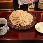 蕎麦 しらいし-福岡県小倉-