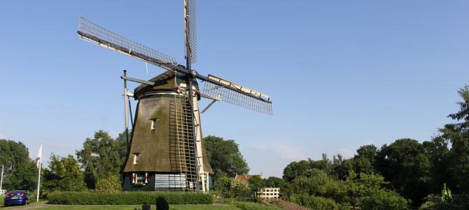 仕事を兼ねてオランダへ