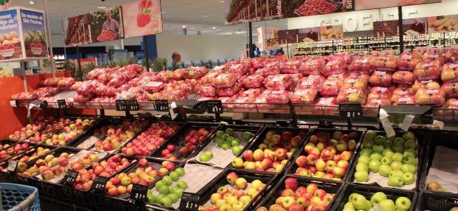 オランダのスーパーマーケット