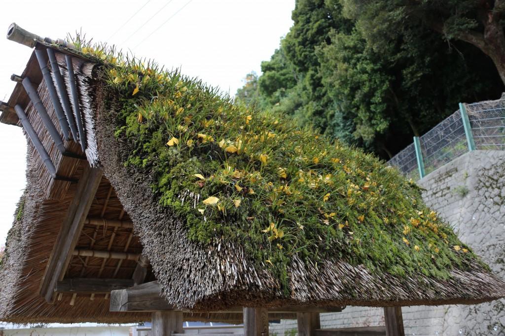 滋賀県菅浦の須賀神社