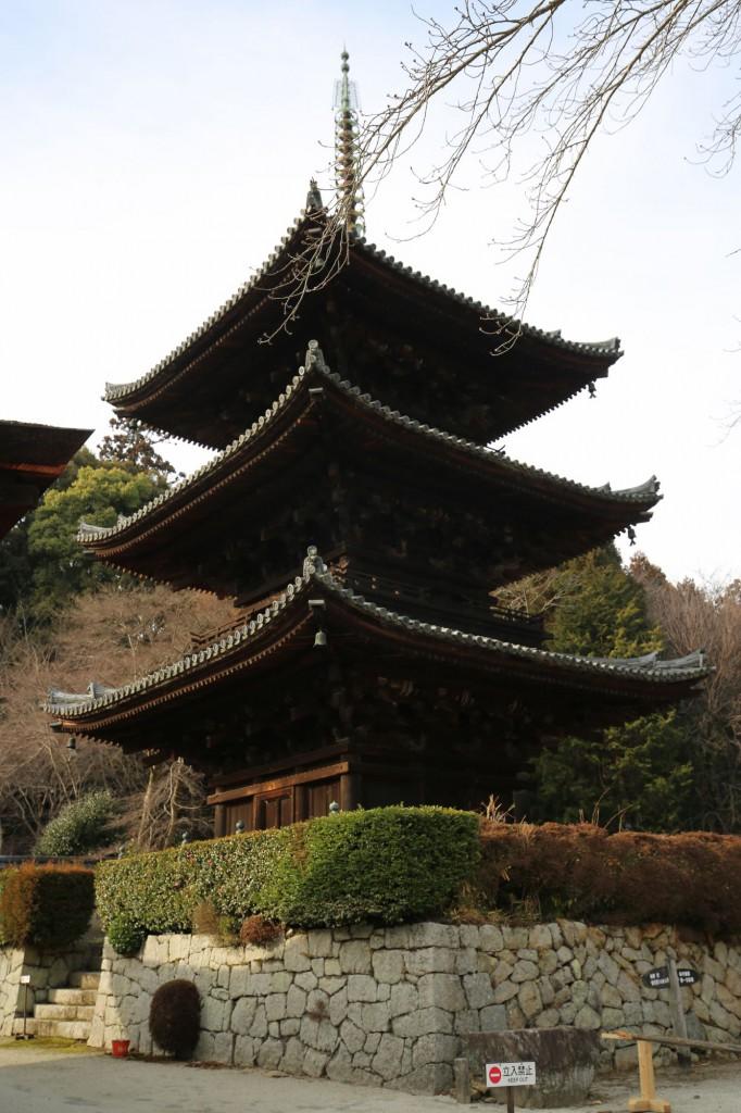 三井寺-滋賀県大津市-